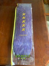 Carpet Company Skateboard. Five Year Deck . #39/100 New in Bag 8.38