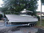 Albemarle 27 Express Sport Fisherman with twin 2002 Volvo engines i/o Duoprop
