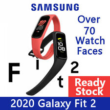 Samsung Galaxy Gear Fit 2 Fitness Tracker Smar Bluetooth Water Resistant R220