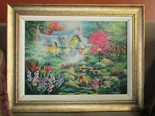 Nicky Boehme Elegantly Framed Matted Print with Certificate of Authenticity