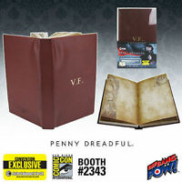 Penny Dreadful Dr Frankenstein Sketchbook Journal - EE Limited Edition Exclusive