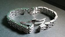 Yves Saint Laurent stainless steel watch bracelet / band 11mm