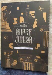 SEALED (NEW) Super Junior 10th Album The Renaissance (Versatile SD KH EH)
