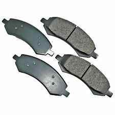 RAM Brake Pads FRONT Semi-Metallic RAM 1500 2011-2014 RAM Dakota 2011 Front Set