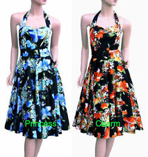 Midi Floral Regular Size Dresses for Women