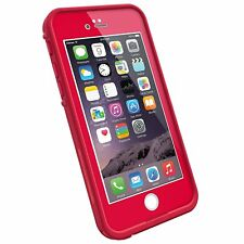 LifeProof FRE iPhone 6 ONLY Waterproof Case (RED) (LIGHT CHERRY/DARK CHERRY)