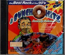 """JELLYFISH/ VARIOUS """"A BUNCH O' HITS: VOLUME 1"""" CD 1996 priority sealed"""
