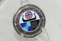 NATO Trident Juncture 2018 Partnership Security Peace Norway Challenge Coin