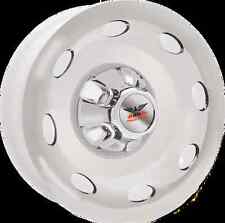 "Set of 4, 14"", 5 LUG 4.5 BC, ABS CHROME PLATED WHEEL COVER HUB CAP for Trailer"