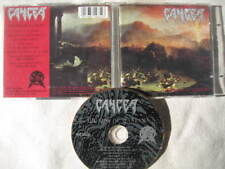 CANCER - The sins of of mankind 1993 1pr CD DISINCARNATE Obituary DEATH Morgue