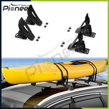 4Pcs Fits for Audi Q5 2013-2017 Kayak Canoe Roof Rack Arm Carrier Holder Loader