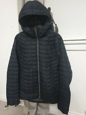 """The North Face Thermoball Winter Jacket Hoodie Top Men Size Large Chest 42-44"""""""