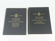 Southern Railway Standards Volumes 1 & 2 by SRHA ©1989 SC Books