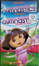 Dora the Explorer: Doras Fantastic Gymnastics Adventure (DVD, 2012) w/ Slipcover