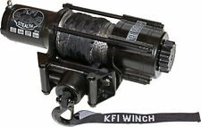 KFI SE45 SYNTHETIC STEALTH 4500LB WINCH
