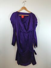 Vivienne Westwood Red Label Belted Pattern Dress 40/UK 8