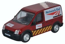 BNIB OO GAUGE OXFORD 1:76 76FTC009 FORD TRANSIT CONNECT VAN NETWORK RAIL
