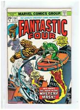 Marvel Comics The Fantastic Four #154 VF+ 1974