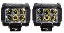Kit 2 fari a LED universali per auto, camion, fuoristrada, moto ATV -1260 lumen