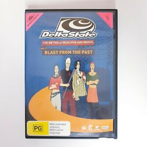 Delta State Volume 3 Blast From The Past DVD Anime TV Series R4 PAL Free Post