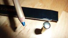 DOLCE & GABBANA BLUE Eye Pencil Crayon 8 Khol D&G Eyeliner BNIB Designer FAB!!!!