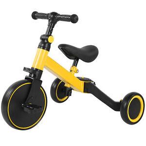 Kids Balancing Bike Baby Walking Training for Toddler 1-3 Years Old 2 Modes