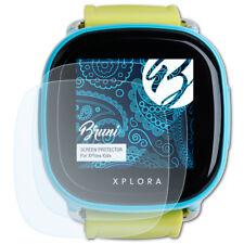 Bruni 2x Lámina Protectora XPlora Kids Película Protectora