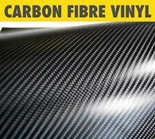 Nouvelle apparence réelle 4d fibre de carbone vinyle wrap roll Noir Sans Bulles 2000 x 1520mm