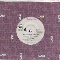 DON HENLEY The Boys Of Summer / A Month Of Sundays 45 - Eagles