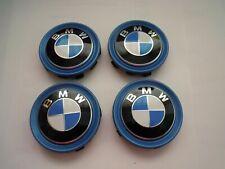 4 Original BMW Nabendeckel Felgendeckel 56 mm   2er F45 F46 X1 X3 i3 i8  NEU