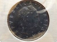 1978-R Italy Fifty (50) Lire Coin