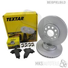 Textar discos de freno + pastillas de freno delantero ø314 Mitsubishi Pajero Sport i 3890129