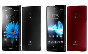 Sony Xperia ion LTE LT28i Mobile Phone Unlocked Dual-Core 3G WIFI 12MP LT28h