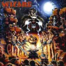 """WIZARD - """"Bound By Metal"""" CD, Heavy Metal, NWOBHM (Like Manowar) (Original 1999)"""