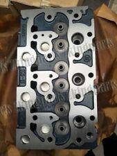 Complete Cylinder Head For Kubota D1302 Engine With Full Set Valves Model 2
