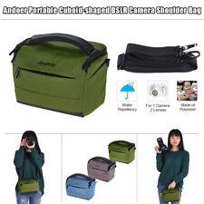 DSLR SLR Camera Shoulder Bag Lens Protective Case Backpack for Canon Nikon B1L3