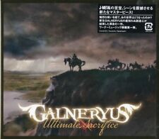 GALNERYUS-ULTIMATE SACRIFICE-JAPAN CD G35