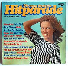 """12"""" Vinyl DIE NEUE DEUTSCHE HITPARADE - Vokal-Produktion Folge 7 - Joe Campmann"""