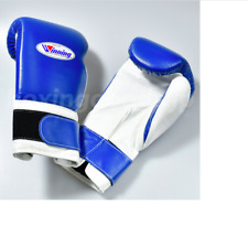 Winning Boxing gloves Professional tape type 14oz Blue × White from JAPAN NEW