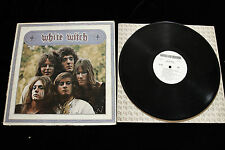 White Witch WHITE WITCH - WHITE LABEL PROMO LP - VG/G 1972 CAPRICORN CP 0107