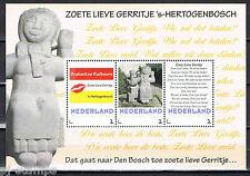 Nederland 2013 3012-D-11 vel - blok  Ruilbeurs Zoete Lieve Gerritje Den Bosch