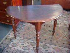 ANTIQUE CEDAR HALL  TABLE RUSTIC GOOD SIZE /GOOD COND