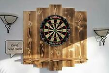 WDS Darts Sports Wooden Dartboard Surround, Premium Dart Wall Protector and