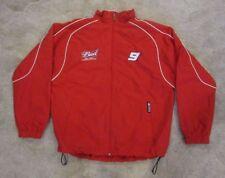 #9 NASCAR STITCHED JACKET LARGE New Gillett Evernham Motorsports Team