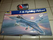 F-16 Fighting Falcon, USA Fighter Plane, Plastic Model Kit, Scale 1/ 48