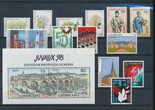 LL97408 Luxembourg mixed thematics fine lot MNH