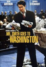 Mr. Smith Goes to Washington [New DVD] Black & White, Full Frame, Repackaged,