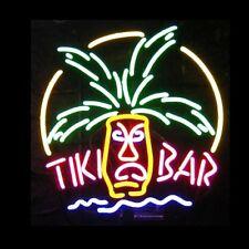 Tiki Bar Mask Neon Sign