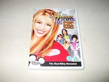 Hannah Montana - PopStar Profile - DVD R2 TV 2008 - Miley Cyrus - Family