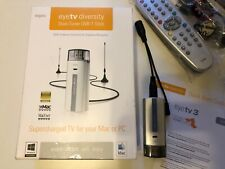Elgato EyeTV Diversity Dual-Tuner TV Stick & EyeTV 3 Software (Full HD,2 Tuners)